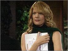 Les Feux de l'Amour, épisode N°8051 diffusé le 13 janvier 2005 sur cbs aux USA