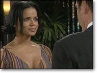 Les Feux de l'Amour, épisode N°7587 diffusé le 13 juillet 2006 sur rtbf1 en Belgique