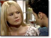 Les Feux de l'Amour, épisode N°7612 diffusé le 10 juillet 2006 sur rts1 en Suisse