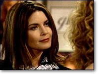 Les Feux de l'Amour, épisode N°7619 diffusé le 18 octobre 2006 sur tf1 en France