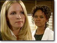 Les Feux de l'Amour, épisode N°7665 diffusé le 3 juillet 2003 sur cbs aux USA