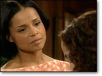 Les Feux de l'Amour, épisode N°7670 diffusé le 11 septembre 2006 sur rts1 en Suisse