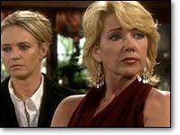 Les Feux de l'Amour, épisode N°7767 diffusé le 28 décembre 2006 sur rts1 en Suisse