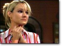Les Feux de l'Amour, épisode N°7110 diffusé le 12 avril 2001 sur cbs aux USA