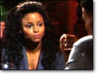 Les Feux de l'Amour, épisode N°7112 diffusé le 16 avril 2001 sur cbs aux USA