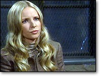 Les Feux de l'Amour, épisode N°7782 diffusé le 17 janvier 2007 sur rts1 en Suisse
