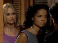 Les Feux de l'Amour, épisode N°8556 diffusé le 13 janvier 2010 sur rtbf1 en Belgique