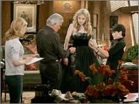 Top Models, épisode N°4985 diffusé le 2 avril 2008 sur rts1 en Suisse