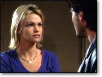 Les Feux de l'Amour, épisode N°7119 diffusé le 10 mars 2005 sur tf1 en France