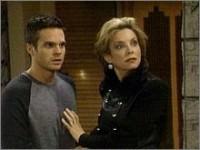 Les Feux de l'Amour, épisode N°8578 diffusé le 13 février 2007 sur cbs aux USA