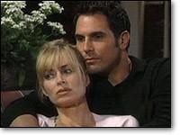 Les Feux de l'Amour, épisode N°7813 diffusé le 22 février 2007 sur rts1 en Suisse