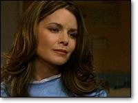 Les Feux de l'Amour, épisode N°7814 diffusé le 23 février 2007 sur rts1 en Suisse