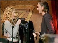 Top Models, épisode N°5001 diffusé le 24 avril 2008 sur rts1 en Suisse