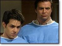 Les Feux de l'Amour, épisode N°7816 diffusé le 27 février 2007 sur rts1 en Suisse