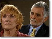 Les Feux de l'Amour, épisode N°7818 diffusé le 1 mars 2007 sur rts1 en Suisse