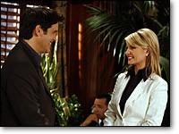 Les Feux de l'Amour, épisode N°7827 diffusé le 9 avril 2007 sur rtbf1 en Belgique
