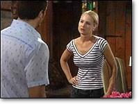 Les Feux de l'Amour, épisode N°7889 diffusé le 18 juin 2007 sur rtbf1 en Belgique