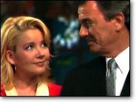 Les Feux de l'Amour, épisode N°7138 diffusé le 1 avril 2005 sur tf1 en France