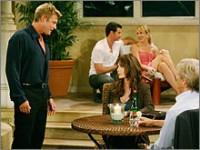 Top Models, épisode N°5110 diffusé le 15 octobre 2008 sur rts1 en Suisse