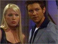 Les Feux de l'Amour, épisode N°8703 diffusé le 19 juillet 2010 sur rts1 en Suisse