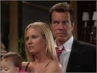 Les Feux de l'Amour, épisode N°8723 diffusé le 10 septembre 2007 sur cbs aux USA