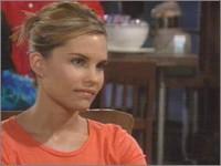 Les Feux de l'Amour, épisode N°7985 diffusé le 3 octobre 2007 sur rts1 en Suisse