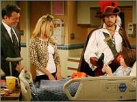 Les Feux de l'Amour, épisode N°8760 diffusé le 31 octobre 2007 sur cbs aux USA