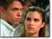 Les Feux de l'Amour, épisode N°7155 diffusé le 14 juin 2001 sur cbs aux USA