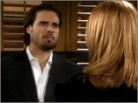 Les Feux de l'Amour, épisode N°8803 diffusé le 7 janvier 2008 sur cbs aux USA