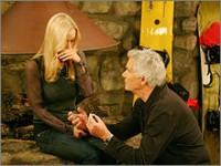 Top Models, épisode N°5224 diffusé le 24 mars 2009 sur rts1 en Suisse