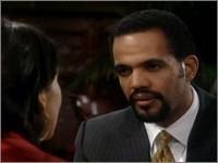 Les Feux de l'Amour, épisode N°8814 diffusé le 22 janvier 2008 sur cbs aux USA