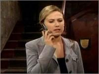 Les Feux de l'Amour, épisode N°8815 diffusé le 23 janvier 2008 sur cbs aux USA
