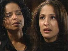 Les Feux de l'Amour, épisode N°8083 diffusé le 20 février 2008 sur rts1 en Suisse