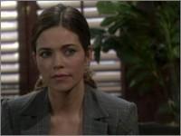 Les Feux de l'Amour, épisode N°8838 diffusé le 25 février 2008 sur cbs aux USA