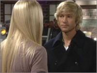 Les Feux de l'Amour, épisode N°8839 diffusé le 25 janvier 2011 sur rts1 en Suisse