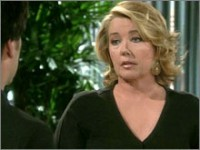 Les Feux de l'Amour, épisode N°8844 diffusé le 4 mars 2008 sur cbs aux USA