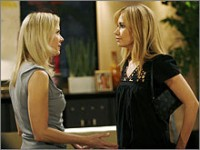 Top Models, épisode N°5272 diffusé le 29 mai 2009 sur rts1 en Suisse