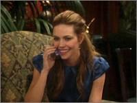 Les Feux de l'Amour, épisode N°8861 diffusé le 24 février 2011 sur rts1 en Suisse