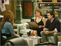 Les Feux de l'Amour, épisode N°8864 diffusé le 3 avril 2008 sur cbs aux USA