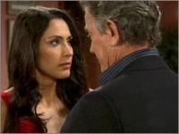Les Feux de l'Amour, épisode N°8876 diffusé le 21 avril 2008 sur cbs aux USA