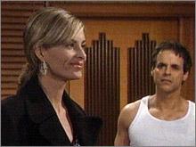 Les Feux de l'Amour, épisode N°8099 diffusé le 17 juillet 2008 sur tf1 en France