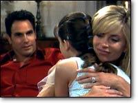 Les Feux de l'Amour, épisode N°7178 diffusé le 17 juillet 2001 sur cbs aux USA