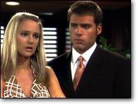 Les Feux de l'Amour, épisode N°7180 diffusé le 19 juillet 2001 sur cbs aux USA