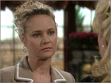 Les Feux de l'Amour, épisode N°8100 diffusé le 28 mars 2005 sur cbs aux USA