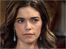 Les Feux de l'Amour, épisode N°8105 diffusé le 4 avril 2005 sur cbs aux USA