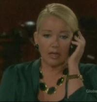 Les Feux de l'Amour, épisode N°9071 diffusé le 20 décembre 2011 sur rts1 en Suisse