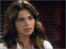 Les Feux de l'Amour, épisode N°8112 diffusé le 13 avril 2005 sur cbs aux USA