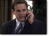 Les Feux de l'Amour, épisode N°7190 diffusé le 2 août 2001 sur cbs aux USA