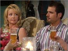 Les Feux de l'Amour, épisode N°8113 diffusé le 5 août 2008 sur tf1 en France