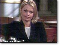Les Feux de l'Amour, épisode N°7201 diffusé le 14 juin 2005 sur tf1 en France